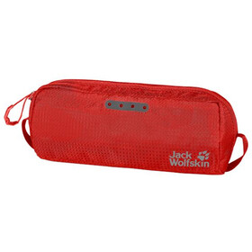 Jack Wolfskin Air Trousse de toilette, lava red
